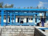 セイシェルの建築現場デザイン20FT容器の家