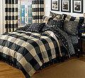 El Príncipe Grid Juego de cama (SGBS-004)