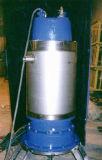 La serie YQWGN YQWGW/aguas residuales de los motores eléctricos sumergibles