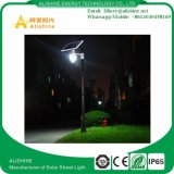 luces solares de la seguridad 18W e iluminación accionada solar del jardín