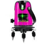 Querzeile Grün-Träger-Selfleveling Laser-Stufe