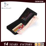 Бумажники карманн монетки неподдельной кожи бумажника людей способа миниые