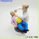 Articles de fourniture de métiers de résine de cadeau de dentiste de travail manuel