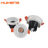 Nouveau design Raccords pour LED Cree COB Spot 9W Downlight