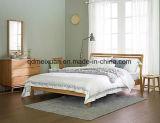 Festes hölzernes Bett-moderne doppelte Betten (M-X2361)