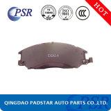 Fornecedor de China das peças de automóvel das almofadas de freio do carro do disco