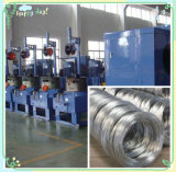 圧延機を指す高速高炭素の自動銅の鋼鉄釘ワイヤー延伸機価格かワイヤー