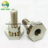 Подгоняйте точность подвергая части механической обработке латуни CNC поворачивая при покрынный кром
