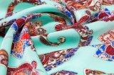 Подгонянный шарф шелка способа конструкции