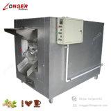 Máquina caliente del asador del cacahuete de la venta