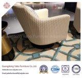 كريمة فندق مطعم أثاث لازم مع مرود خابور كرسي ذو ذراعين (7858)