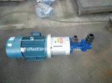 CE aprobada Fuel 3G25X4, tres de la bomba de tornillo