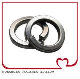 Rondelle ressort en acier inoxydable/DIN127/l'unc/Bsw/ASTM M8