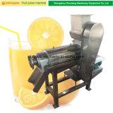 Edelstahl-Frucht-Gemüsezerkleinerungsmaschine-und Juicer-Verdrängung-Maschine