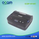 4-дюймовый портативный мобильный Bluetooth тепловой принтер штрих-кодов