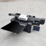 принтер UV планшетной деревянной стеклянной печатной машины металла 6090size цифровой