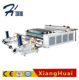 Vente économique automatique de machine de découpage de croix de qualité de papier de roulis