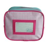 素晴らしい旅行化粧箱の女性香水の構成の美の洗面所袋