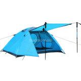 200X150X110cm 2 tentes extérieures campantes ouvertes automatiques de personne, tente de campeur