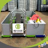 Cerdo de parto modificado para requisitos particulares del embalaje que levanta el equipo de granja para la venta