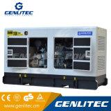 Jogo de gerador Diesel silencioso da potência de Genlitec (GPD188S) 150kw Deutz