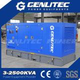 135kVA gerador diesel silenciosa (Cummins 6BTAA5.9-G2, Stamford UCI274E)