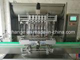 Machine de remplissage de pompe à piston pour différents produits liquides de pâte