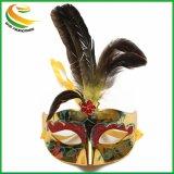 党のための卸し売り羽のマスカレードマスク
