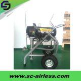 St-6390 5L/M grand débit de pulvérisation de peinture de la pompe à piston