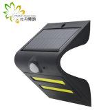 태양 벽 빛 운동 측정기 + 희미한 빛 + 등화관제