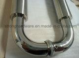 ガラスドアのための円形の管ガラスの引き戸のハンドル