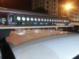 16.2дюймовый светодиодный индикатор для монтажа в стойку на крыше автомобиля бар для Jeep, кроссовер, погрузчика