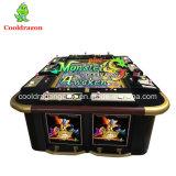 De muntstuk In werking gestelde Lijst die van het Spel van Vissen de VideoMachine van het Spel van de Arcade voor Verkoop gokken