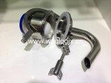 Aço inoxidável válvula de retenção da ligação sanitárias