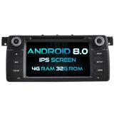 Huit Witson Core Android 8.0 lecteur de DVD pour BMW E46