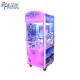 かわいいシミュレーターのギフトの爪クレーンゲーム・マシンのおもちゃの自動販売機