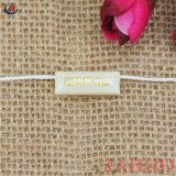 Logotipo personalizado de calidad de la lámina de Domo de ropa de etiqueta para el sello de plástico