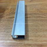 Carré, rond, différents profils d'Extrusion en alliage aluminium pour porte et fenêtre 195 tube