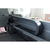 크기 8 플러스 Kmbyc A2는 6060 UV 평상형 트레일러 인쇄 기계를 착색한다