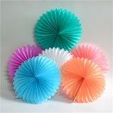 30см Honeycomb букет бумага вентиляторы Свадебный день рождения украшения предметов снабжения