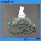Máscara de la traqueotomía en el PVC del Médico-Grado