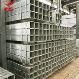 Горячий окунутый гальванизированный строительный материал структуры пробки стальной трубы квадрата Gi стальной трубы
