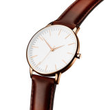 Horloge het van uitstekende kwaliteit van Dames Elegent