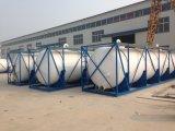 Réacteur de récipient de Conatiner de réservoir de stockage en verre de fibre de FRP GRP