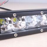 Slim rígido Cree la barra de luz LED 30W DC para camiones