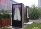 65 - Pantalla al aire libre del LCD de la señalización de Digitaces de la visualización del vídeo de la publicidad al aire libre Digital de la pulgada