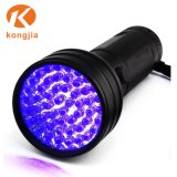 51 Blacklight LED Linterna antorcha de luz UV portátil