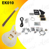 Jogos da guitarra elétrica de guitarra elétrica DIY dos fotorreceptores com garganta da guitarra