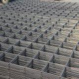 構築の金網100 x 100mm電流を通された溶接された金網のパネル