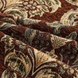 Ткань синеля жаккарда поставкы фабрики для софы и мебели